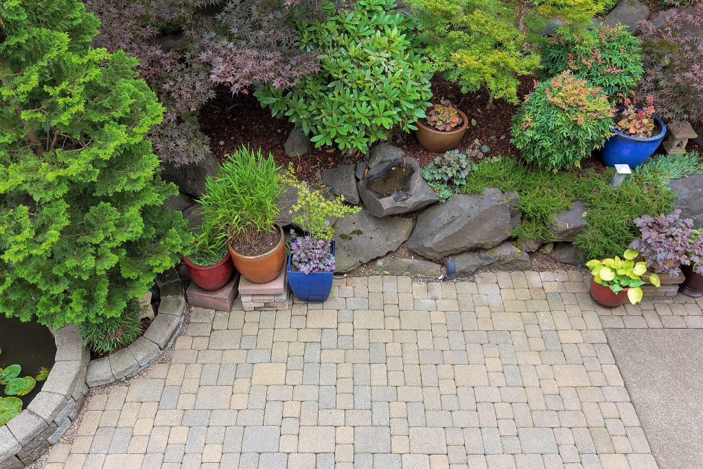 paver patio contractor in Harford County -- J&A Services LLC
