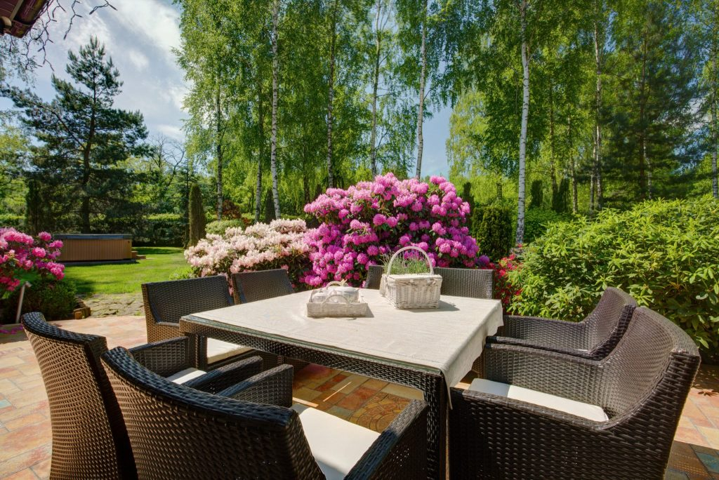 paver patio contractor in Towson -- J&A Services LLC