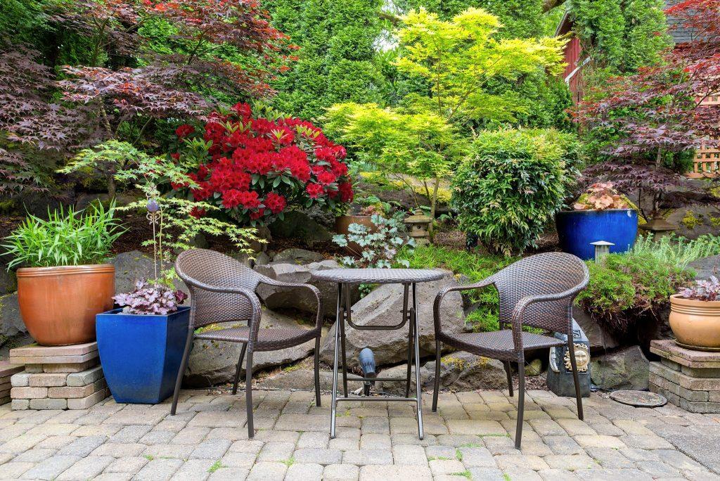 paver patio contractor in Fallston -- J&A Services LLC