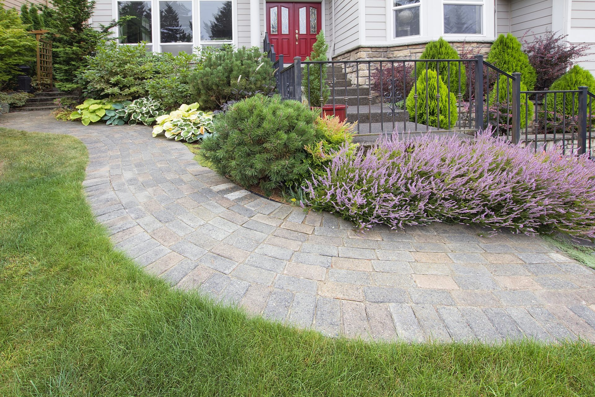 paver patio contractor in Lutherville -- J&A Services