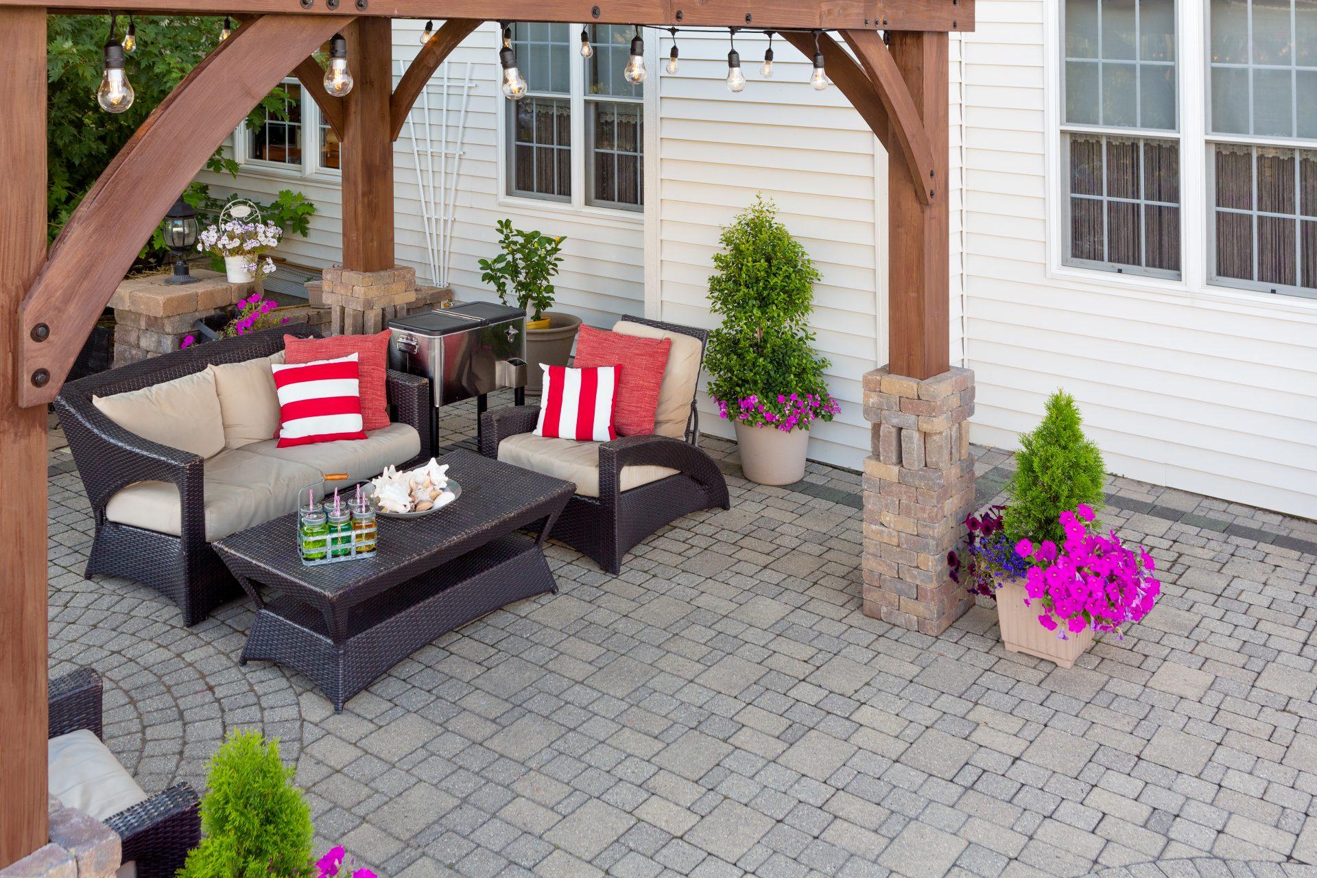 paver patio contractor in North Laurel -- J&A Services LLC