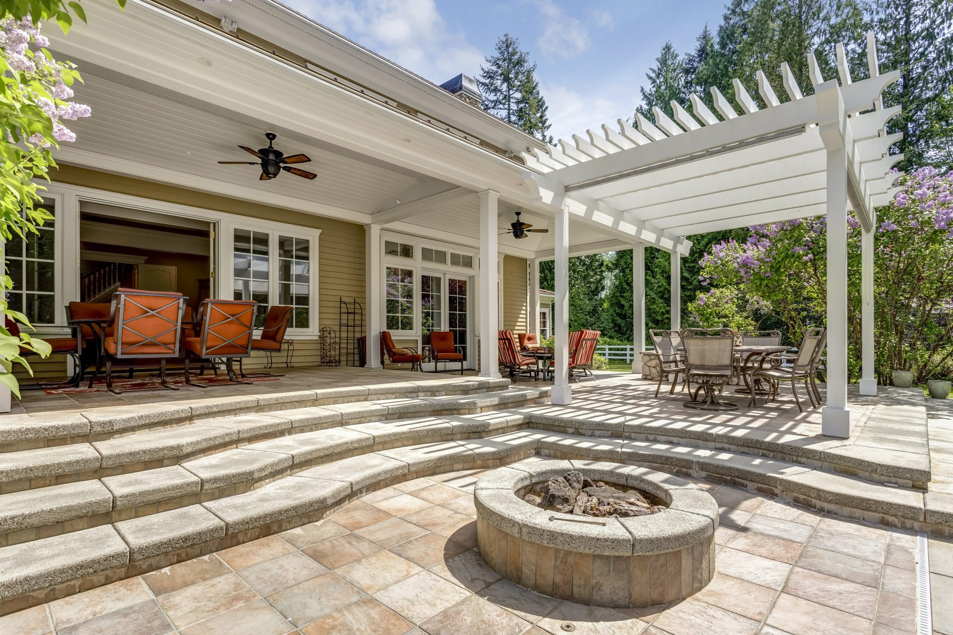 paver patio contractor in owings mills -- j&a services