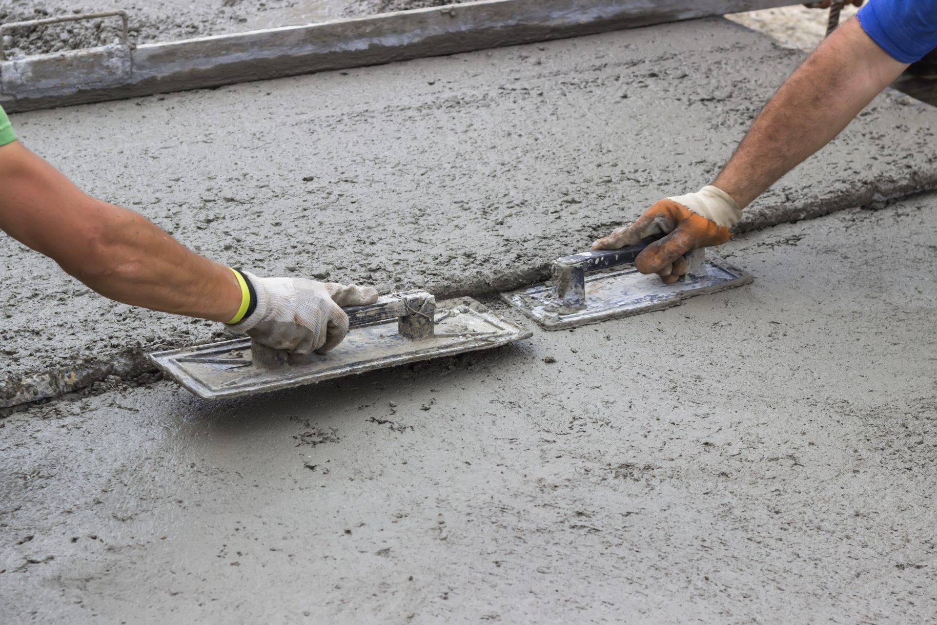 concrete contractor in Towson -- J&A Services