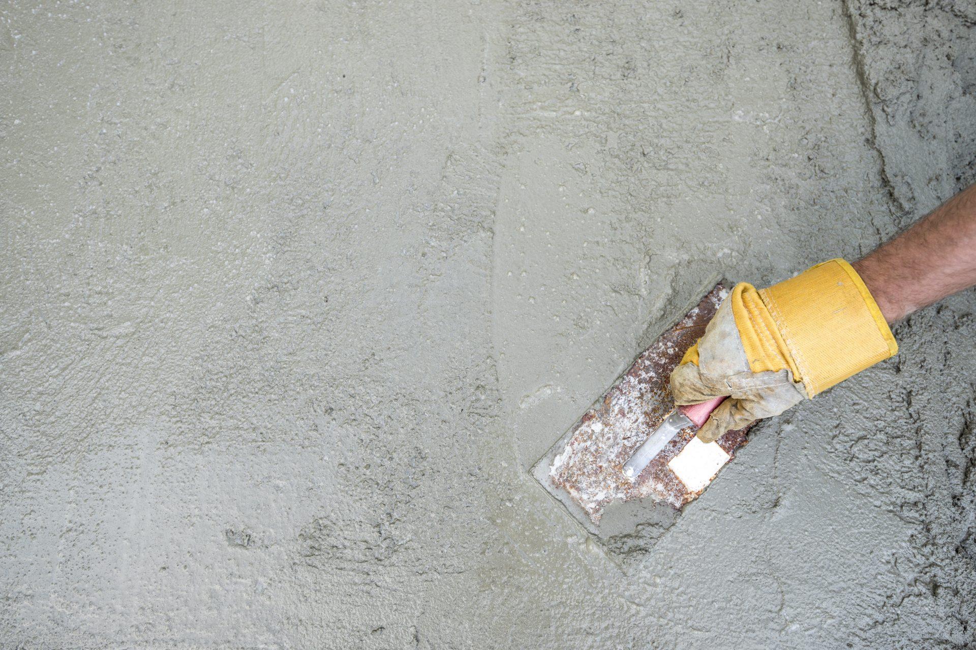 concrete contractor in Timonium -- J&A Services