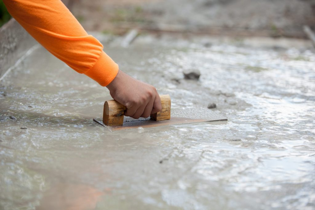 concrete contractor in Baltimore County -- J&A Services